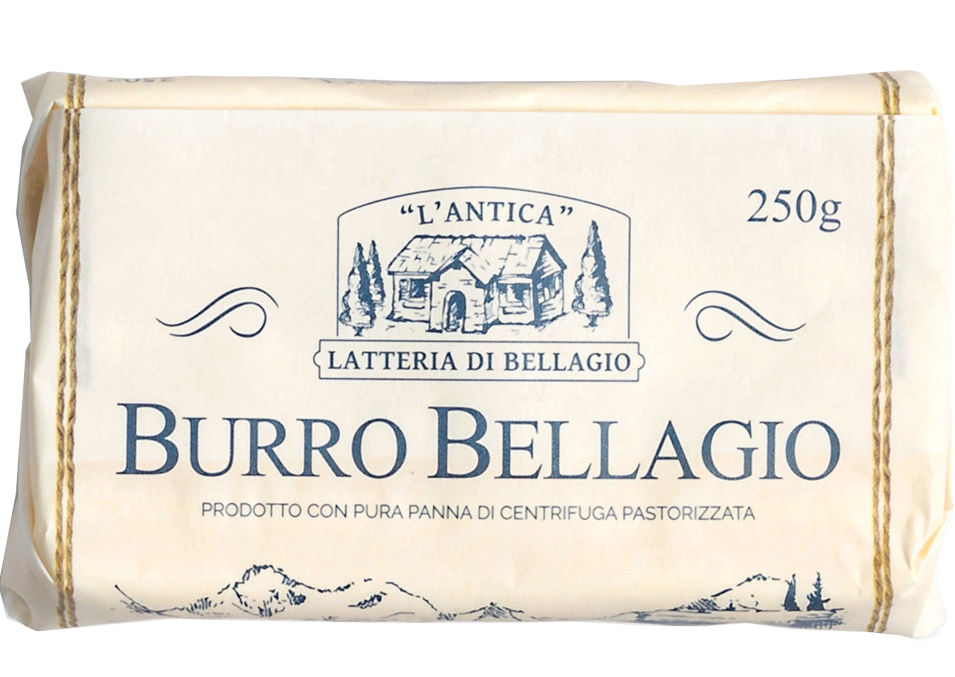 Burro Latteria di Bellagio - 250g