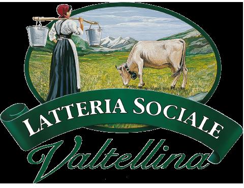 Il logo della Latteria sociale di Delebio