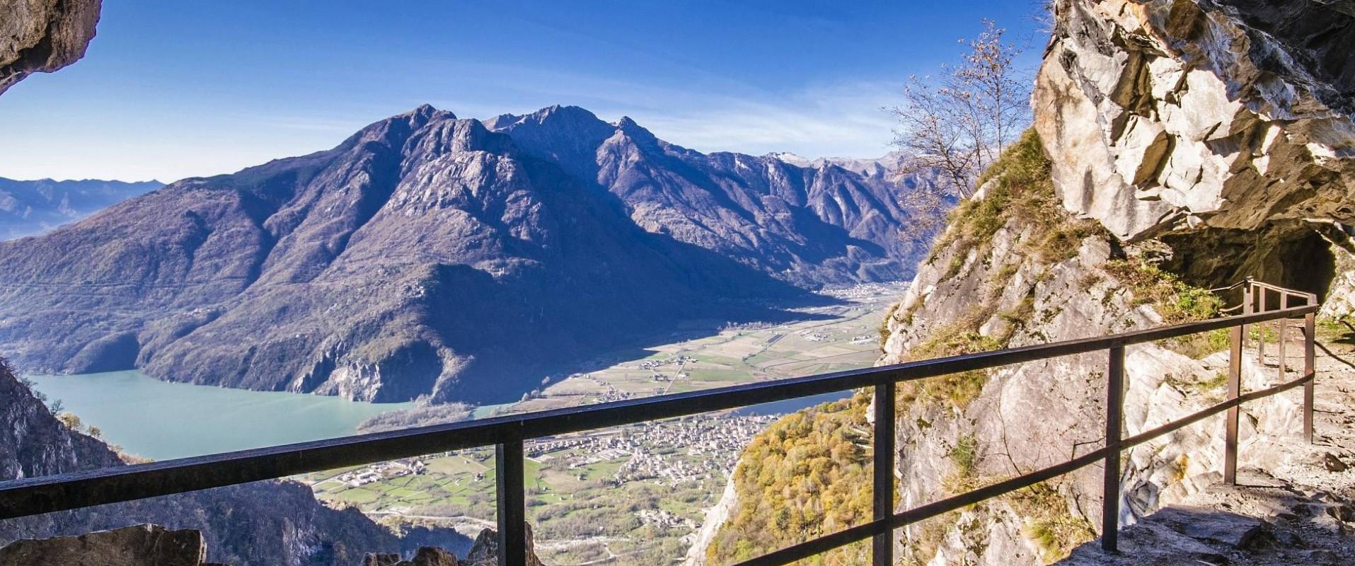 Valtellina, Valchiavenna e Lago di Como