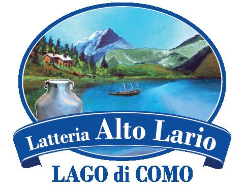 La latteria Alto Lario sul Lago di Como