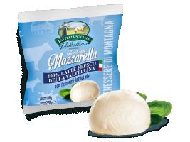 Mozzarella Valtellina